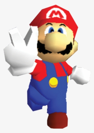 Super Mario 64 Mario PNG Images | PNG Cliparts Free Download