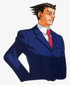 Phoenix Wright Png Png Images Png Cliparts Free Download On Seekpng