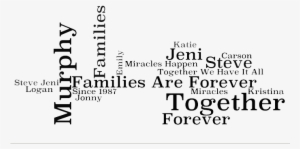 Family Quotes Png Images Png Cliparts Free Download On Seekpng