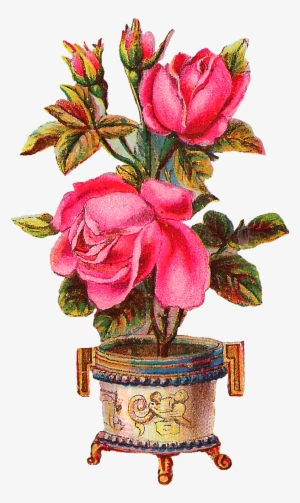 291 & Beautiful Flower Vase With Flowers PNG Images   PNG Cliparts ...