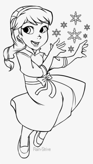 Frozen Coloring Pages Baby Sven | Free coloring pages for kids ... | 532x300