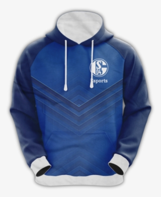 FC Schalke 04 Null Vier Women Hoody