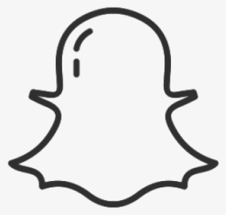 Drawn Ghostly Snapchat Logo White Snapchat Logo Transparent Background Png Image Transparent Png Free Download On Seekpng You can download 1205*1205 of snapchat logo now. drawn ghostly snapchat logo white