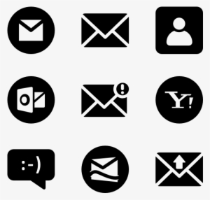 Phone Website Email Icons Png Transparent Clip Transparent Facebook Instagram Youtube Vector Png Image Transparent Png Free Download On Seekpng