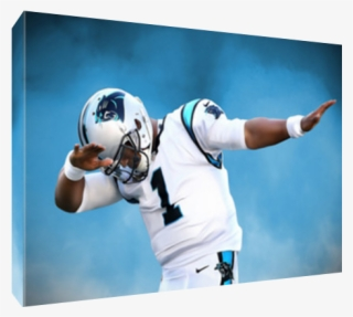c02058c95 Details About Carolina Panthers Mvp Cam Newton Dab - Football Player