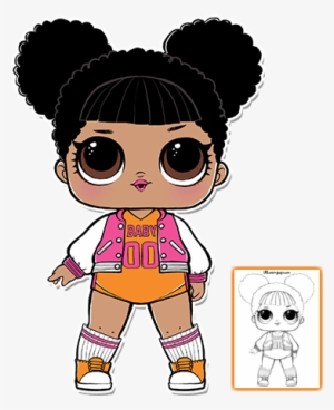 Vector Library Stock Lol Surprise Dolls At Lol Surprise