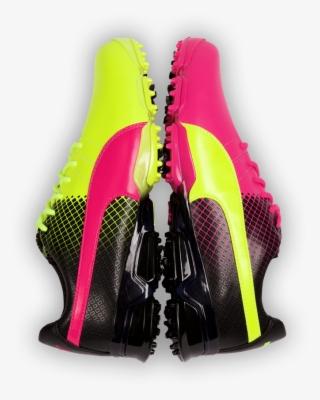 puma 2 colour shoes | Benvenuto per