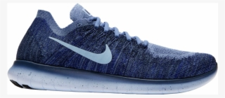 e631a64bea27 Nike Men s Free Rn Flyknit 2017 Running Shoes - Nike Free Rn Flyknit Blue  Navy. PNG