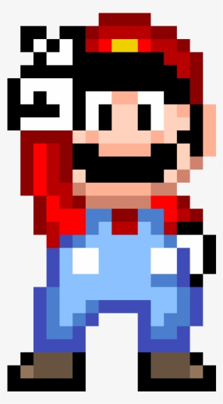 Mario Pixel Png Images Png Cliparts Free Download On Seekpng