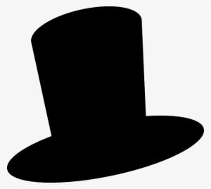 f820147633a65 Top Hat Clipart - Black Top Hat Clip Art. PNG