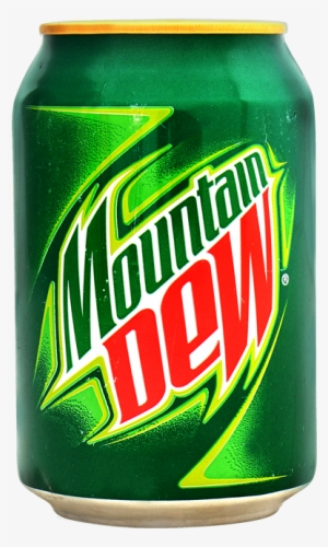 Mountain Dew Can Png White Out Soda 20 Fl Oz Bottle