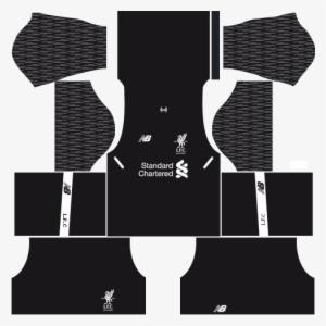 Akatsuki Kits - Kit Dream League Soccer 2018 Akatsuki PNG Image |  Transparent PNG Free Download on SeekPNG