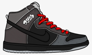 competitive price a665e baae4 3 2002 - Basketball Shoe. PNG
