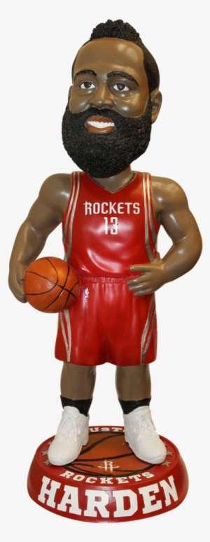 2fd3aa9f8780 Houston Rockets 3  James Harden Icon Edition Bobblehead - James Harden  Bobblehead