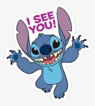 Stitch Sticker Pack And Lilo For Whatsapp Lilo And Stitch Halloween Drawing Png Image Transparent Png Free Download On Seekpng