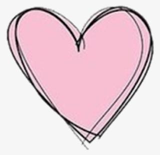 Corazon Hearth Cute Lindo Amor Tumblr Love Heart Sketch