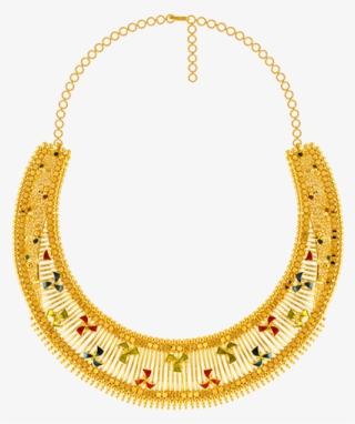 Chandra Jewellers Has A Repute Of Over Eight Decades Pc Chandra Gold Necklace Designs Png Image Transparent Png Free Download On Seekpng