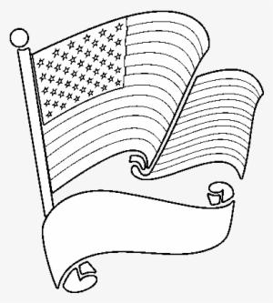 Bandera De Estados Unidos Flag Day Coloring Pages Png Image