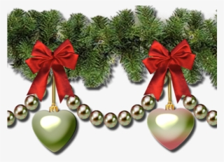 Garland Border Png Images Png Cliparts Free Download On Seekpng