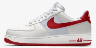 huge discount 534f2 0dd9c Air Force Low Id - Nike Air Force Designs. PNG